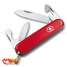 Мультитул Victorinox Swiss Army Recruit красный 0.2503