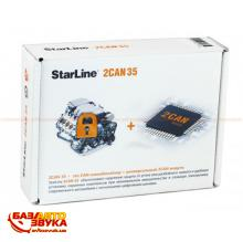 ��������� ������� �������� ������� Starline 2CAN 35