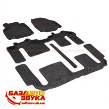 3D коврики в салон 3DMats LMZ0170-LP-GR MAZDA CX-9 2010 Grey