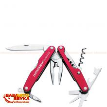 Мультитул LEATHERMAN JUICE C2-INFERNO RED PREMIUM 70101092N