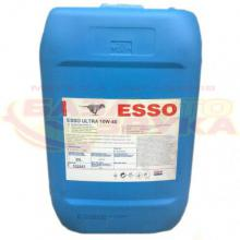Моторное масло ESSO Ultra 10W-40 20л
