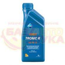 Моторное масло ARAL HighTronic R SAE 5W-30, 1л