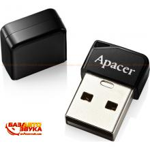 Флеш память Apacer USB2.0 16GB AH114 Black