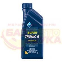 Моторное масло ARAL SuperTronic G SAE 0W-30, 1л