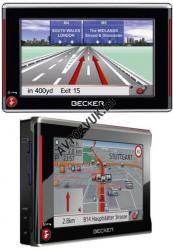 Навигатор Becker TRAFFIC ASSIST 7827