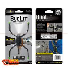 Фонарь Nite Ize BugLit Bike - LED Bike Light - White LED, Фото 4