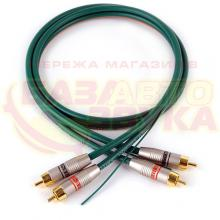 Автокабель Tchernovaudio Cable Cuprum Junior IC RCA  (7.1m)