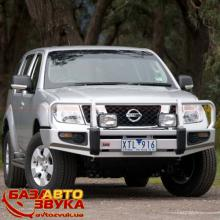 Передняя защита ARB 3438340 WINCH BAR Nissan Navara/Pathfinder 2010+ made in Spain