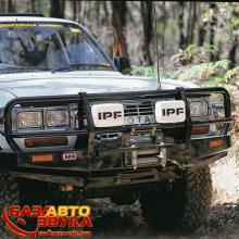 Передняя защита ARB 3411050 Toyota Land Cruiser 80 -1988 10/9 SUITS FLARES NON SRS