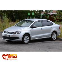 Дефлекторы окон NOVLINE VW POLO  Sd, 4  Door 2010-EXP.NLD.SVOPOLS1032