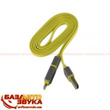 iPhone/iPod/iPad адаптер EasyLink EL-524 Lightning+micro USB yellow