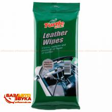 Салфетка TURTLE WAX LEATHER WIPES FG6569