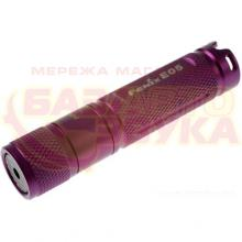 Ручной фонарь Fenix E05 Cree XP-E R2 LED purple