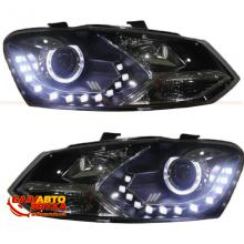 Фары дневного света FlyDigital Headlight PL Volkswagen Polo