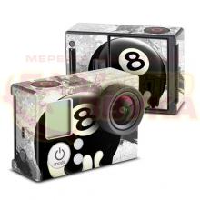 Наклейка GoPro Hero3 Skin - 8Ball