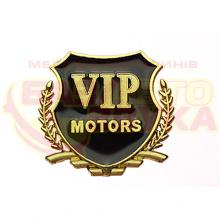 Наклейка на авто Vip Sticker Vip Motors SMS419 Gold