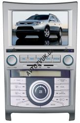 HT6811BG Verakruz (BT/USB/DVD/TV/RADIO/RADIO/IPOD/SD/GPS/Рулевое управление) HYUNDAI VERACRUZ 08 Блок GPS...