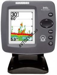 Эхолот Humminbird FishFinder 343c DF
