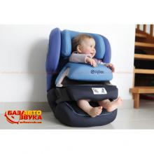 Кресло Cybex Juno 2-Fix Heavenly Blue