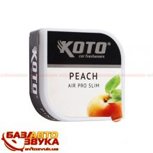 Ароматизатор KOTO FSH-5404 Air Pro Slim Peach