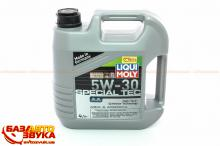 Моторное масло LIQUI MOLY LEICHTLAUF SPECIAL АА 5W-30 4л 7516