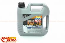 Моторное масло LIQUI MOLY Special Tec LL SAE 5W-30 4л 7654