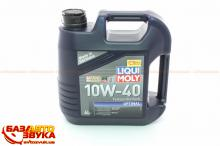 Моторное масло LIQUI MOLY SAE 10W-40 OPTIMAL 4л 3930