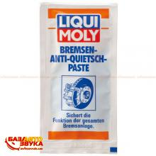 Смазка суппортов LIQUI MOLY BREMSEN ANTI-QUIETSCH-SPRAY 0,1л 7585