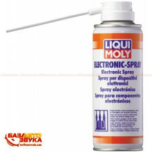 Смазка LIQUI MOLY ELECTRONIC SPRAY 0,2л 8047