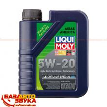 Моторное масло LIQUI MOLY LEICHTLAUF SPECIAL АА 5W-20 1л 7620