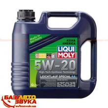 Моторное масло LIQUI MOLY LEICHTLAUF SPECIAL АА 5W-20 4л 7621