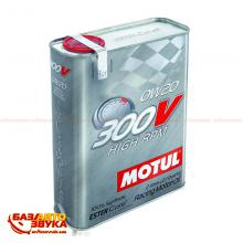 Моторное масло MOTUL 300V High RPM 2л