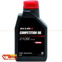 Моторное масло MOTUL Nismo Competition Oil 2108E 0w30 910111 1л