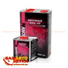 Антифриз Nanoprotec Antifreeze Red-80 4л NP 6201 504