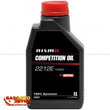 Моторное масло MOTUL Nismo Competition Oil 2212E 15w50 1л (910211)