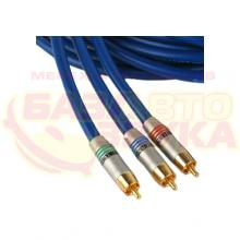 Автокабель Tchernovaudio Cable Original DV IC RCA Component Video 4.35 m