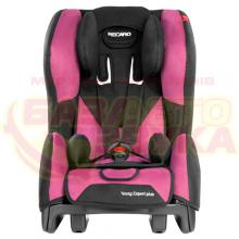 Кресло RECARO Young Expert Plus Pink