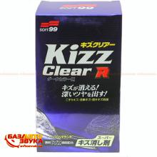 Полироль SOFT99 Kizz Clear R for Dark 00397 270мл