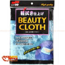 Тряпка SOFT99 04012 Wipe Cloth Blue