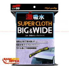 Тряпка SOFT99 04208 MicroFiber Cloth Big