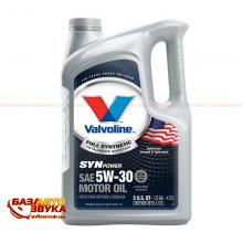 Моторное масло Valvoline SynPower SAE 5W-30 VE11247 4 л