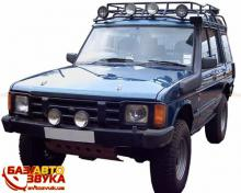 Шноркель Safari Snorkels SS300HF Land Rover Discovery 90-94 TURBODIES