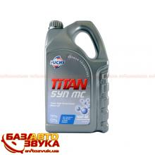 Моторное масло Titan Oil TITAN SYN MC 10W40 5 л (B31AEB)