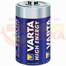 Элемент питания VARTA High Energy LR14/C