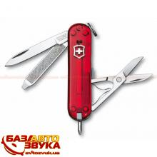 Мультитул Victorinox Signature Rubi red 0.6225.T