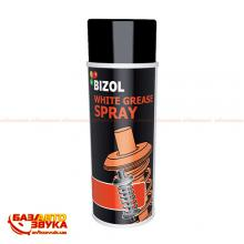 Смазка BIZOL White Grease Spray 0,4л B40014