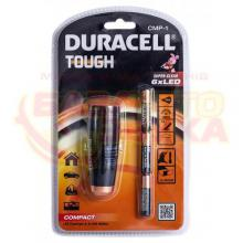 Фонарь DURACELL TOUGH CMP-1 0884620007218