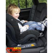Кресло BeSafe Izi Kid Isofix,  ice green/grey  533032