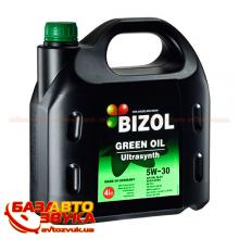 Моторное масло BIZOL Green Oil Ultrasynth 5W-30 4л B1056