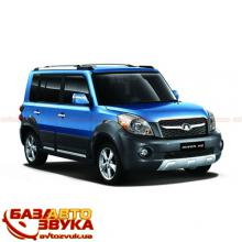 Брызговики NOVLINE Great Wall M2 2013- EXP.NLF.59.14.F13
